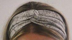 DIY hårbånd - framgangsmåte eller tutorial