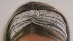 Lykketing: DIY hårbånd - framgangsmåte eller tutorial
