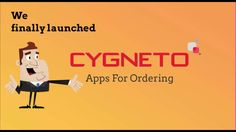 CYGNETO: Apps For Ordering