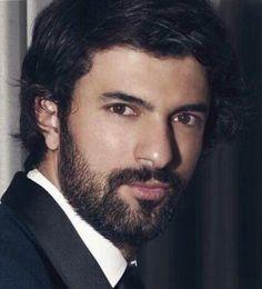 Engin Akyürek - Talented Turkish award winning actor. A favorite TV series with Engin is KARA PARA ASK,2014-2015. Engin's expressive eyes help tell the story