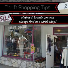 5 Items You Can Always Find at a Thrift Shop These goods are always {yes, always!} in abundance!
