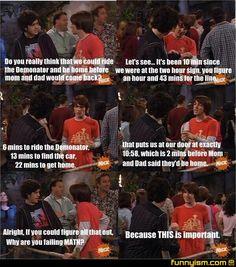 someone needs to put drake and josh on netflix!