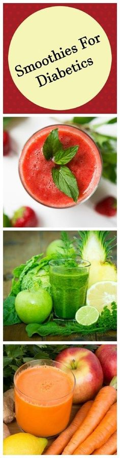 Diabetic Friendly Smoothies … The Best Healthy Smoothies #BestSugarDetoxDiet
