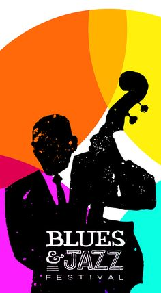 blue and jazz festival - Google Search