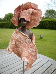 Zandstorm: African Princess (Powertex,beelden)