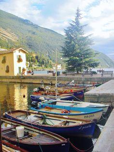 Harbour, Riva del Garda