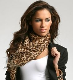 pañuelo-animal-print-moda-2012