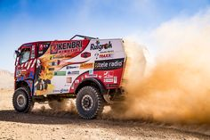 #dakar #rally #firemendakarteam #teleradio #dakar2021 #sport #truck #dakarrally Sport Truck, Rally, Monster Trucks, Vehicles, Cars, Vehicle