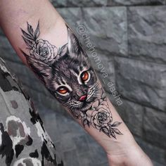 Elegant Tattoos for Girls That Will Stay Beautiful Through the Years - Page 2 of 3 - Style O Check Elegant Tattoos, Trendy Tattoos, Beautiful Tattoos, Tattoos For Women, Leg Tattoos, Body Art Tattoos, Sleeve Tattoos, Cat Tatto, I Tattoo
