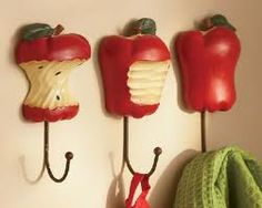Want these in the future!!! I love apples for my kitchen someday!
