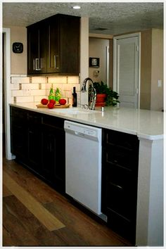 A kitchen is a room where people cook to serve a basic human need, which is food. It's essential to create a kitchen that matches the homeowner's preferences.    ------------------- Mediterranean Kitchen, Galley Kitchen Remodel, Kitchen Cabinets, Create, Cooking, People, Room, Home Decor, Kitchen