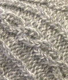 Chain link stitch loom pattern