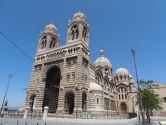 Catedral de Marselha (Marselha, França) / Catedral de Marsella (Marsella, Francia)