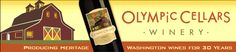 Producing great wine since 1979 - Olympic Cellars was the first winery to locate on the North Olympic Peninsula.