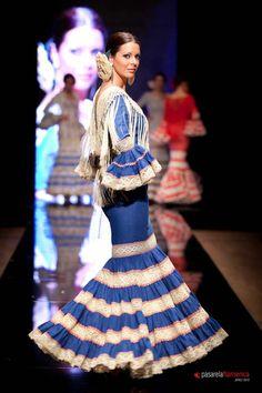 Wappíssima - Pasarela Flamenca 2012 - Carmen Acedo - Colección 2012