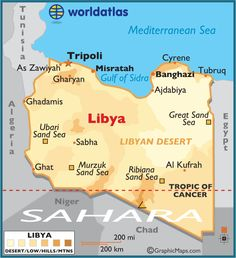 Libya, Africa