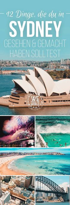 Australien Reise: Ein Tag in Sydney. Die 12 besten Sydney Sehenswürdigkeiten, R… Australia Travel: A day in Sydney. The 12 best Sydney attractions, travel tips, highlights, insider tips and must-sees that you should have visited and made. Work Travel, Us Travel, Family Travel, Airlie Beach, Great Barrier Reef, Europe Travel Tips, Travel Destinations, Travel Guide, Koh Lanta Thailand