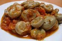 Moroccan Fava Beans (Ful) in Tomato Sauce Recipe