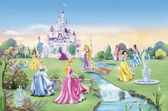 disney princess wall decals   Princess Wall Murals, Precisely What Your Girls Warrants
