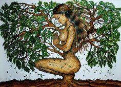 Gaia, tree of life