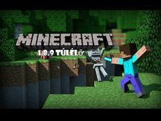 Minecraft 1.8.9 (Túlélő) Gameplay