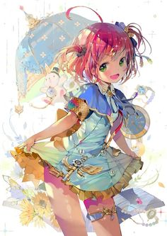 groß × - Anime Worlds Anime Chibi, Manga Anime, Comic Anime, Art Anime, Anime Artwork, Manga Girl, Loli Kawaii, Kawaii Cute, Kawaii Anime