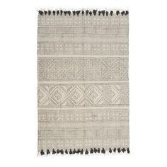 Teppich, Used-Look, Baumwolle Vorderansicht