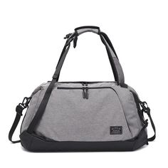 4bbc926cb53a 48L Men Women Luggage Travel Bag Satchel Shoulder Gym Sports Bag Duffel  Handbag