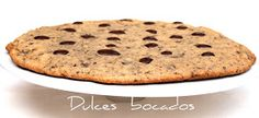Dulces bocados: Cookie tamaño XXL