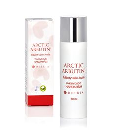 Arctic Arbutin Käsivoide 30 ml Natural Skin Care, Arctic, Shampoo, Personal Care, Bottle, Beauty, Self Care, Personal Hygiene, Flask