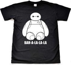 Teamzad BAH-A-LA-LA-LA Funny Novelty T Shirt Extra Large