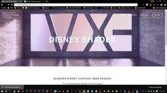 Cycles Disney Shader Beta: Demo