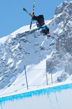 Thomas Krief Tignes �Ducasse  #snow #Skiing -- Find articles on adventure travel, outdoor pursuits, and extreme sports at http://adventurebods.com