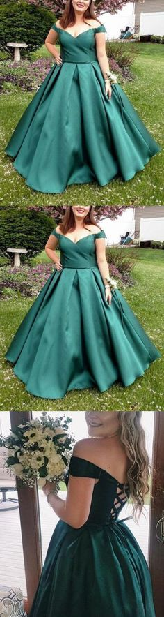 Elegant Off the Shoulder Ball Gown Prom Dress, Formal Evening Dress Ball Gowns Prom, Ball Gown Dresses, Formal Evening Dresses, Formal Dresses, Prom Girl Dresses, Quinceanera Dresses, Plus Size Dresses, Beautiful Dresses, Party Dress