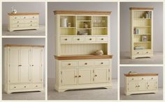 mobilier rustic cu vopsea stil casa de la tara Best Tiny House, Shelving, Bookcase, Interior Design, Kitchen, Home Decor, Shelves, Nest Design, Cooking
