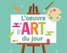 [Histoire de l'art] The work of art of the week - [Art history] The work of art of the week Art History Memes, Art History Lessons, History Projects, Art Projects, Educational Activities, Activities For Kids, Culture Activities, History Of Wine, Ecole Art