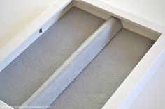 How To Make a Sunglasses Storage Tray