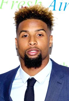 He's fine when he doesn't even try !! Odell Beckham Jr ...