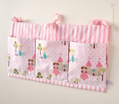 Sewing For Kids, Baby Sewing, Diy And Crafts, Crafts For Kids, Baby Accessoires, Hanging Storage, Baby Makes, Baby Decor, Wands