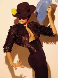 Vogue Italia August 2014 | Isabeli Fontana by Steven Meisel