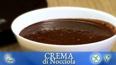 ▩ INGREDIENTI PER 350 GR ▫ 50 gr. Nocciole Tostate ▫ 100 gr. Cioccolato Fondente 75% ▫ 80 gr. Zucchero Canna ▫ 100 ml. Latte Soia Vaniglia caldo ▫ 1 cucchiaino di Agar Agar ▫ 10 ml. di Olio di semi di Girasole