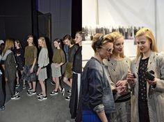 Joanna Klimas I KAZAR podczas  Fashionphilosophy Fashion Week Poland 2014 #kazar #klimas #collection #designer #moda #style #shoes #boots #Fashion #szpilki #wiosna #highfashion #woman #trend #comfort #trendy #fashionable #stylish #vogue #pokaz