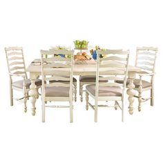 Found it at Wayfair - Dining Table in Linen