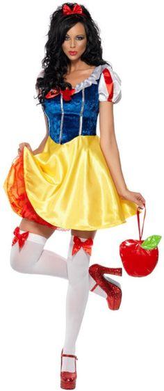 Smiffy's - Costume da Biancaneve