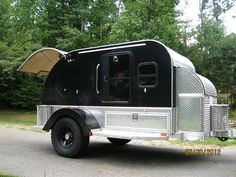The CrowsWing - Offroad Teardrop Trailer - Page 24 - Expedition Portal