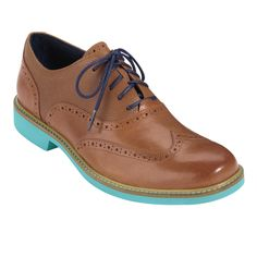 Cole Haan Great Jones Wingtip www.colehaan.com