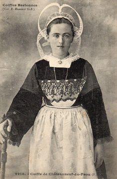 les coiffes bretonnes saint pol de l on roscoff 1928 costume bretagne pinterest. Black Bedroom Furniture Sets. Home Design Ideas