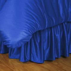 Kentucky Wildcats Bedskirt - Twin, Blue