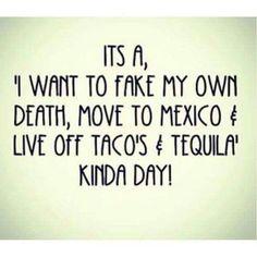 Scratch the tequila lol