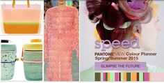 """Pantone have released their colour trends for 2015! """"As vintage meets modern, our color stories turn mid-toned. Shades blur and merge, brights are toned down and classic shades are balanced by some more unusual hues. All the while light effects energize and animate"""". http://www.pantone.co.uk/pages/pantone/index.aspx"""